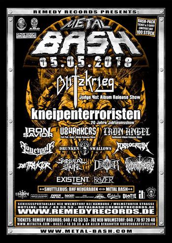 Metal Bash Festival 2018