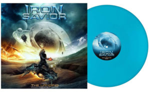 The Landing Pale Blue Vinyl